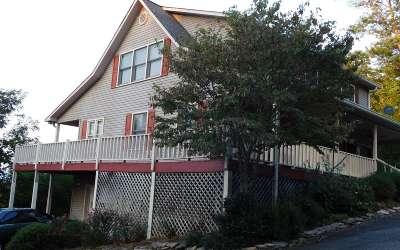 Blairsville Single Family Home For Sale: 682 Robertson Circle