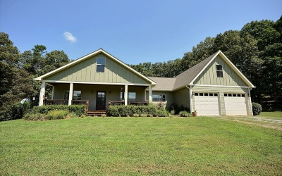 Mineral Bluff Single Family Home For Sale: 118 Mystic Place