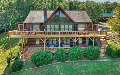 McCaysville Single Family Home For Sale: 81 Cornerstone Court