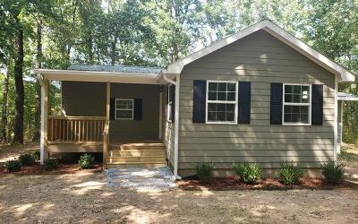 Ellijay Single Family Home For Sale: 453 Log Round Mountain