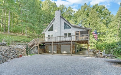 Blairsville Single Family Home For Sale: 1132 Spring Cove Road