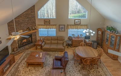 Blairsville Single Family Home For Sale: 54 Spring Road