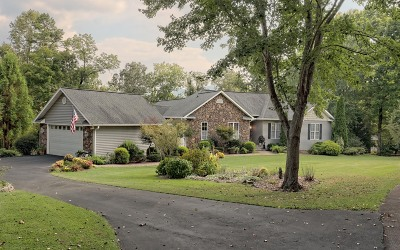 Blairsville Single Family Home For Sale: 12 Coosa Ridge Dr
