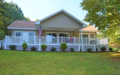 Hiawassee Single Family Home For Sale: 950 Ramey Mountain Rd