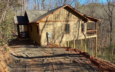 Blue Ridge Single Family Home For Sale: Lt 15 Cashes Valley