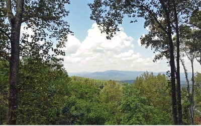 Ellijay Residential Lots & Land For Sale: Lt 26 Greystone Trace