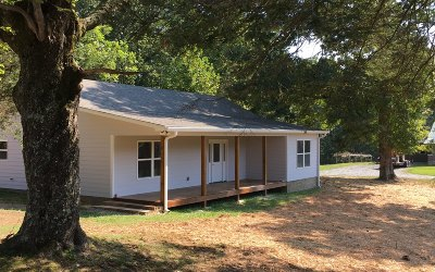 Blue Ridge Single Family Home For Sale: 3191 Old Highway 5
