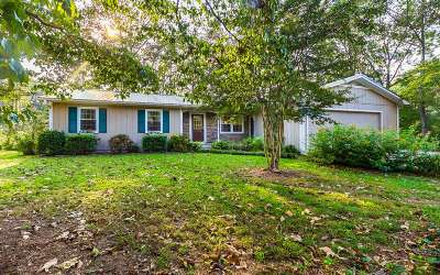 Gilmer County Single Family Home For Sale: 12 Pine St