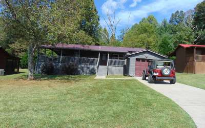 Blairsville Single Family Home For Sale: 49 Copperhead Ct