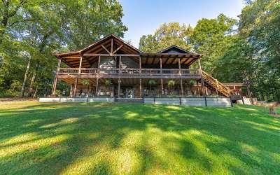 Ellijay Single Family Home For Sale: 279 Penland Street