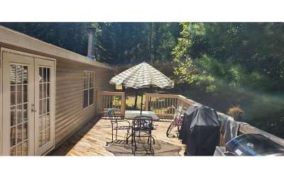Blairsville Single Family Home For Sale: 504 Cozy Cove Road