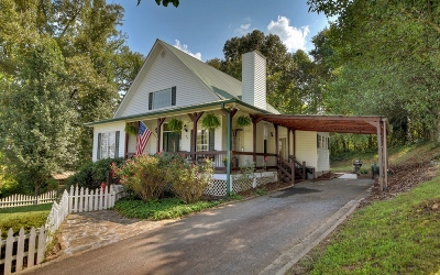 Fannin County Single Family Home For Sale: 84 Church Street