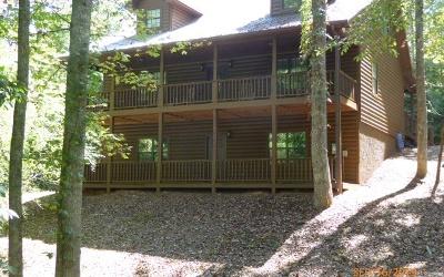 Hiawassee Single Family Home For Sale: 1915 Bell Oak Drive