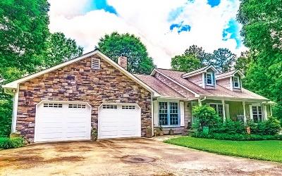 Gilmer County Single Family Home For Sale: 63 Hannah Dr