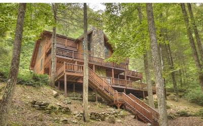 Blue Ridge GA Single Family Home For Sale: $1,599,000