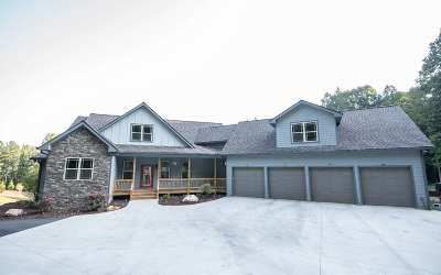 Blairsville Single Family Home For Sale: 122 Loop View Ln