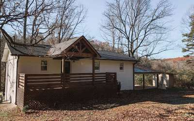 Homes for Sale - Lake Nottely, Blairsville, GA on