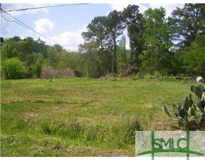 Savannah Residential Lots & Land For Sale: 174 Vidalia Road