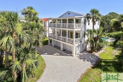 Tybee Island Single Family Home For Sale: 18 Van Horne Avenue