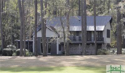 Richmond Hill Single Family Home For Sale: 469 Dublin Drive