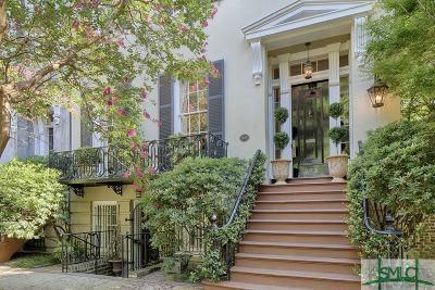 Savannah GA Single Family Home For Sale: $2,850,000