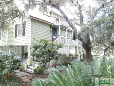Tybee Island GA Single Family Home For Sale: $449,900