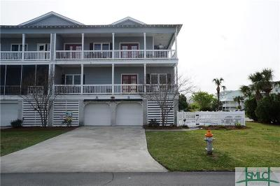 Tybee Island Single Family Home For Sale: 82 Van Horne Street #B