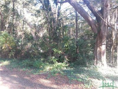 Savannah Residential Lots & Land For Sale: 672/673 Charles Avenue