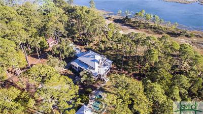 Bluffton SC Single Family Home For Sale: $3,995,000