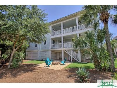 Tybee Island Single Family Home For Sale: 2 Sanctuary Place