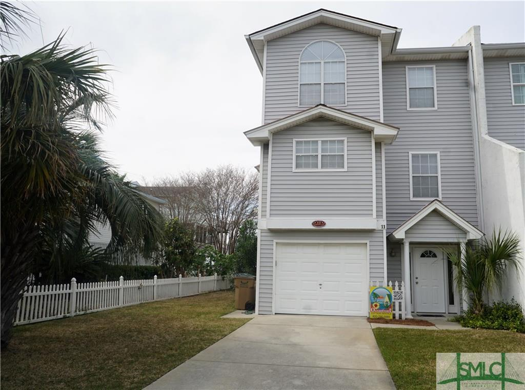 11 Sea Breeze, Tybee Island, GA, 31328, Tybee Island Home For Sale