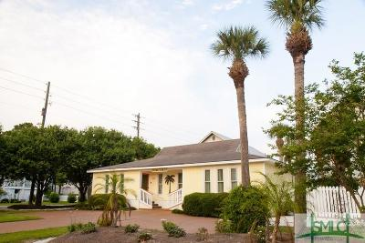 Tybee Island Condo/Townhouse For Sale: 1602 2nd Avenue