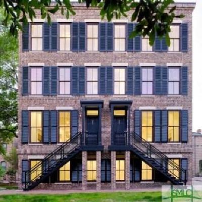 Savannah Condo/Townhouse For Sale: 409 E McDonough Street