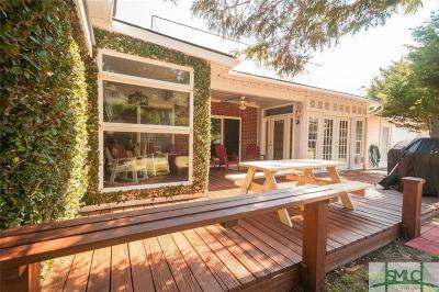 Tybee Island GA Single Family Home For Sale: $619,000