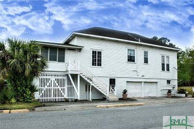 Tybee Island GA Single Family Home For Sale: $1,999,000