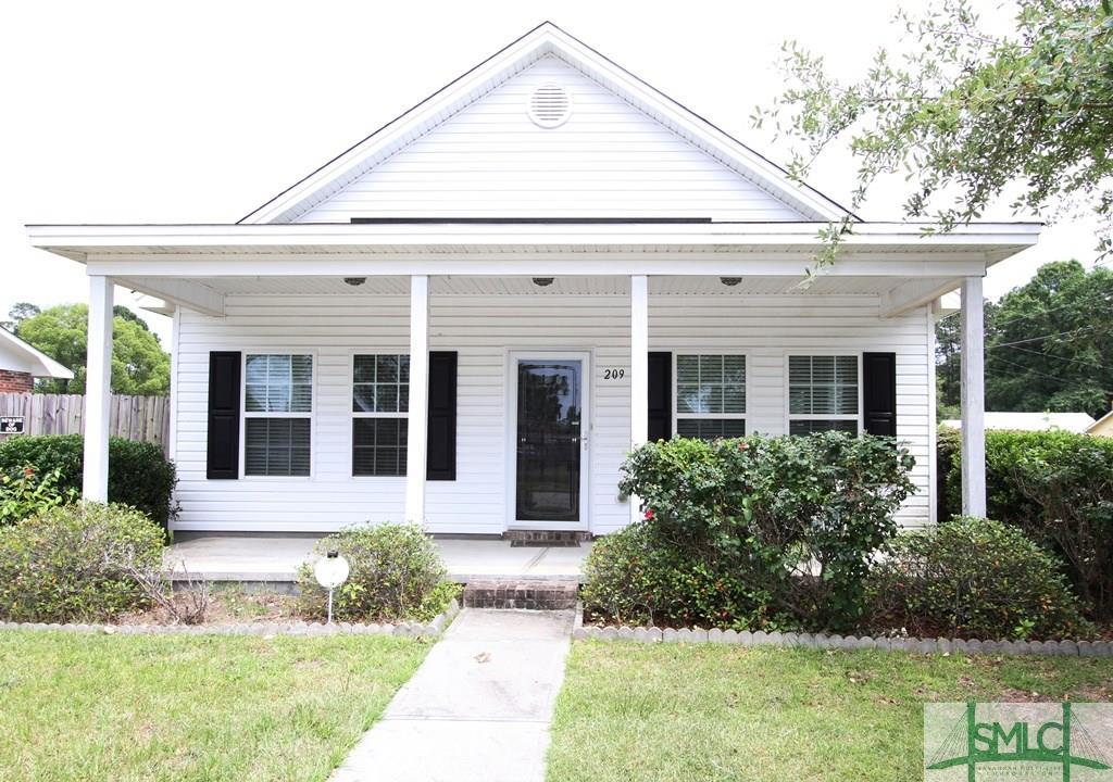 209 Baker, Glennville, GA, 30427, Glennville Home For Sale