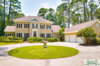 Savannah Single Family Home For Sale: 4 Anderson Court