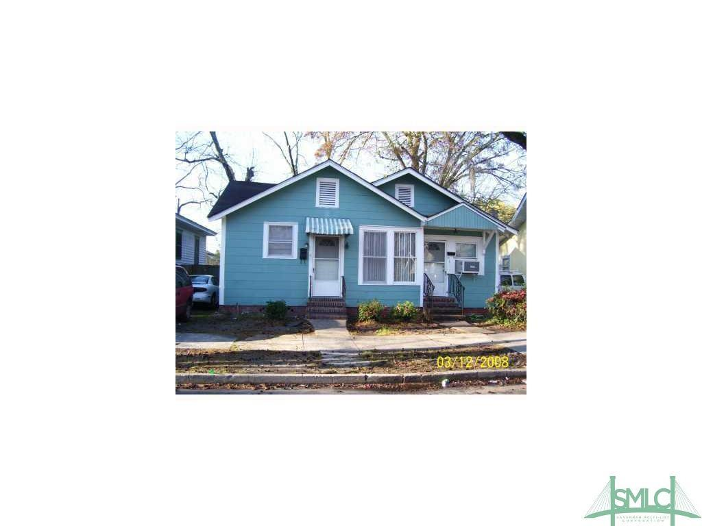 1017/1017 1/2 33rd, Savannah, GA, 31401, Historic Savannah Home For Sale