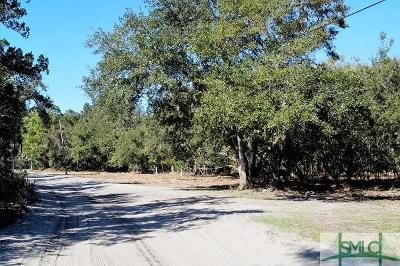 Tybee Island GA Residential Lots & Land For Sale: $849,000