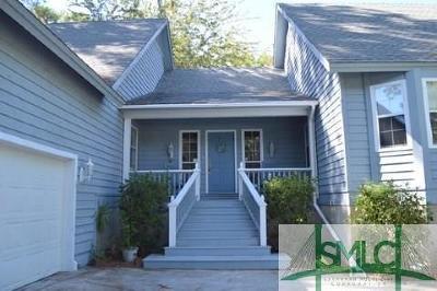 Dutch Island Single Family Home For Sale: 2 Meriweather Drive