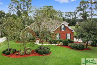 Savannah Single Family Home For Sale: 104 Greenview Drive