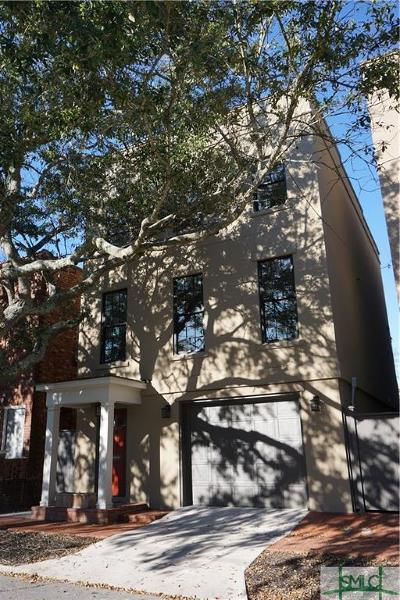 Savannah Single Family Home For Sale: 408 W Wayne Street