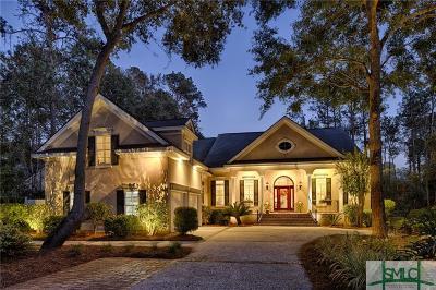 Savannah Single Family Home For Sale: 33 Sweetgum Crossing
