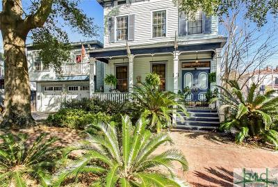 Savannah Single Family Home For Sale: 302 W Waldburg Street