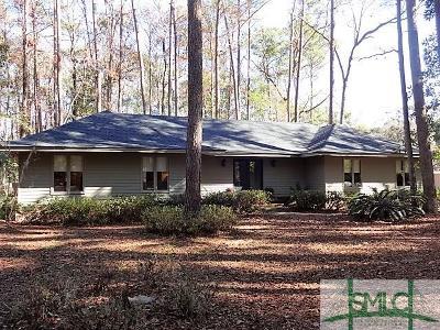 Savannah Single Family Home For Sale: 486 Beaulieu Avenue #B