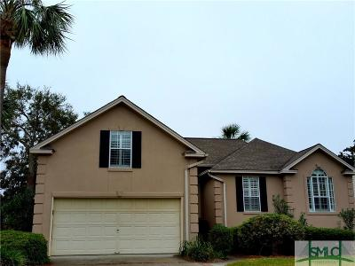 Savannah Single Family Home For Sale: 39 Runabout Lane