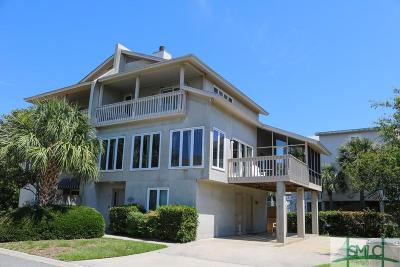 Tybee Island Condo/Townhouse For Sale: 4 11th Place