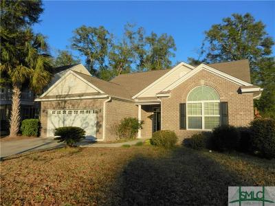 Savannah Single Family Home For Sale: 11 Verona Lane