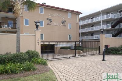Tybee Island Condo/Townhouse For Sale: 1508 Butler #117