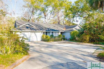 Savannah Single Family Home For Sale: 2 Ward Lane